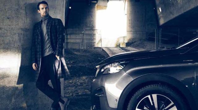 Peugeot Kevin Abbring portfolio wide