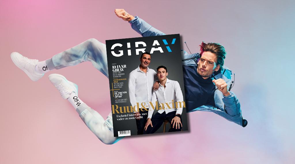 Girav-portfolio-head